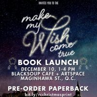 Make My Wish Come True Launch Party