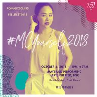 FeelsFest2018: October 6 is when you #MCYourself2018!