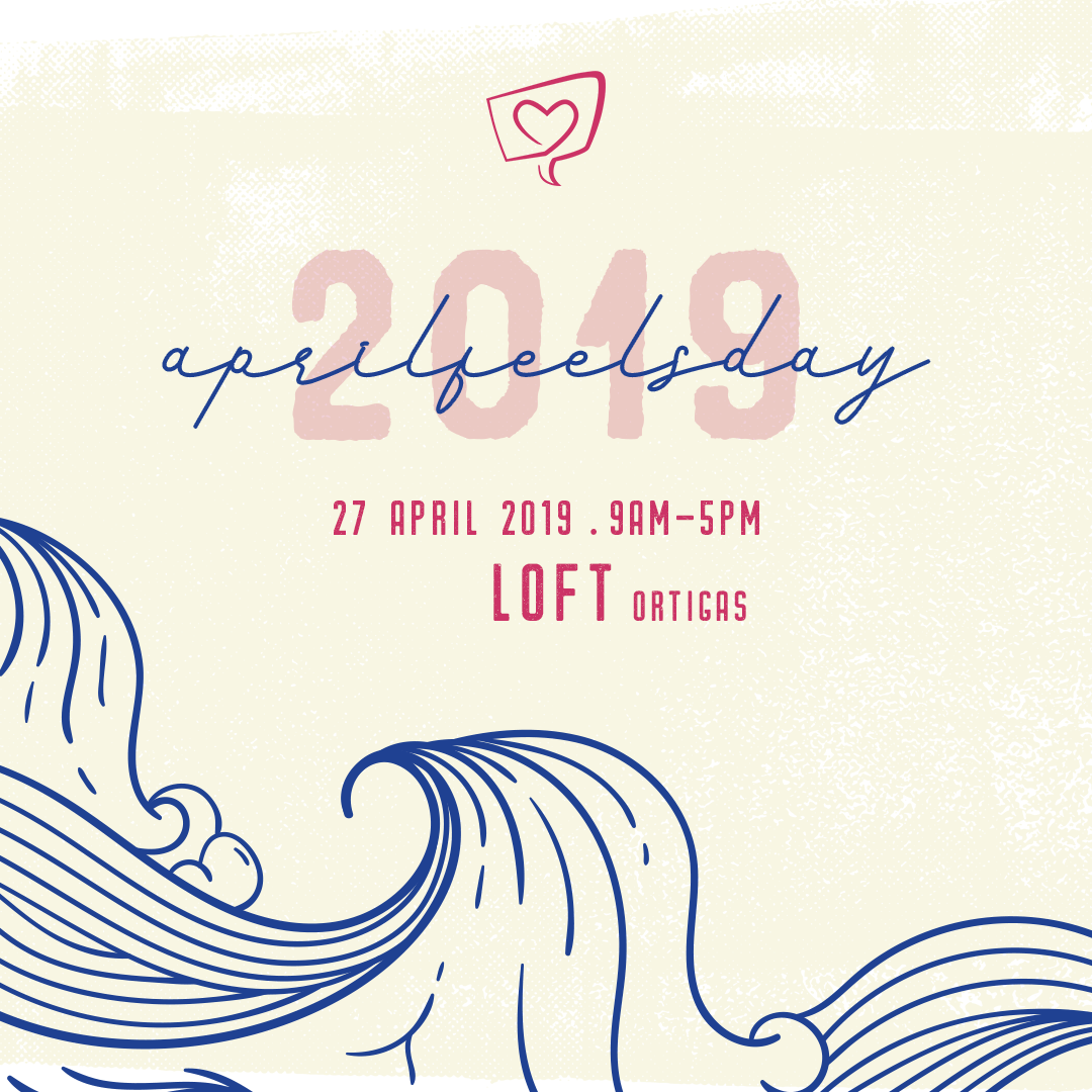 We're Going Nautical for #AprilFeelsDay2019