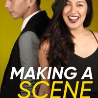 Cover Reveal: Making a Scene by Carla de Guzman (Flair 3)