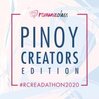 #RCReadathon2020 FILIPINO CREATORS Edition